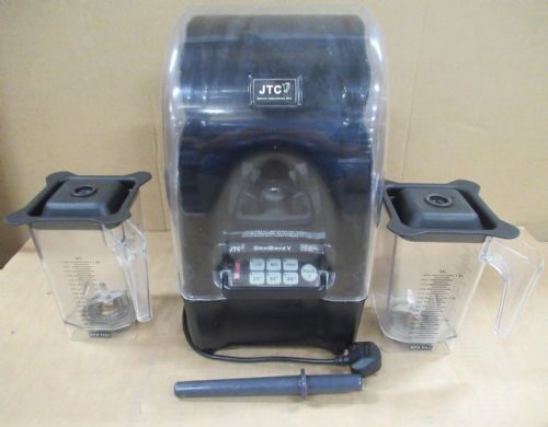 JTC OmniBlend V TM-800 950W Commercial Pro Kitchen Blender w/ Sound Enclosure